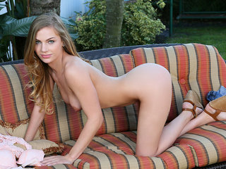 Getting naked outdoors is a huge turn on for..