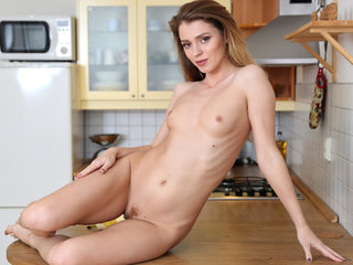 Cock craving Russian Kalisy is back for another..